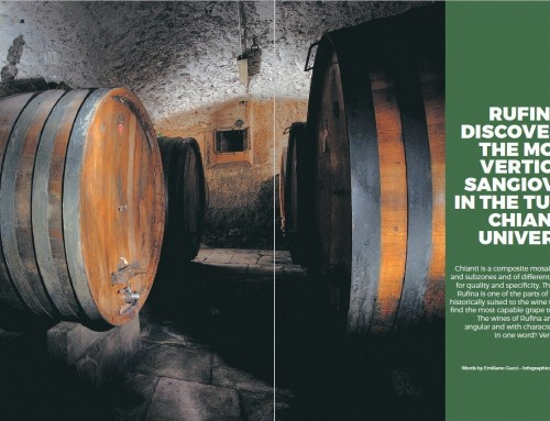 Rufina: discovering the most vertical Sangiovese in the Tuscan Chianti Universe