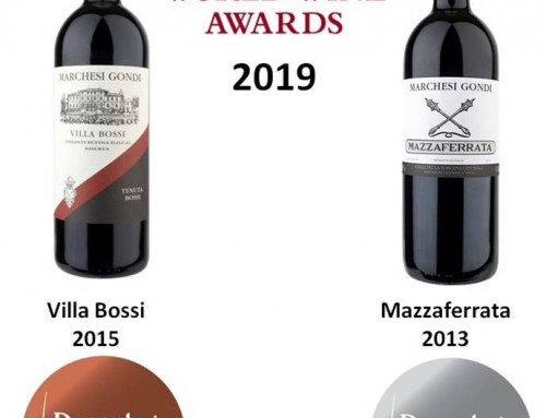 Mazzaferrata 2013 and Villa Bossi 2015 Awarded at Decanter World Wine Awards 2019