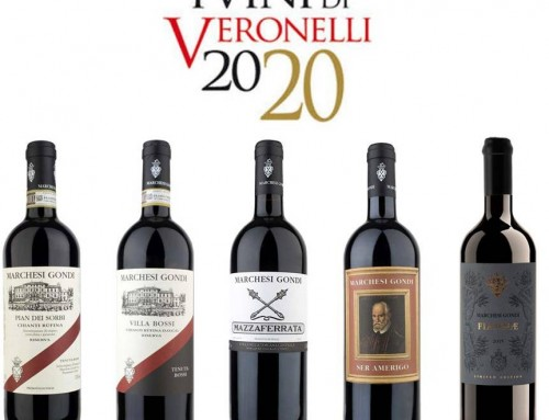 Guida I vini di Veronelli  2020 and the Marchesi Gondi – Tenuta Bossi