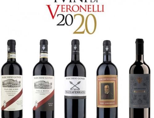 Guida I vini di Veronelli 2020 e la Marchesi Gondi – Tenuta Bossi