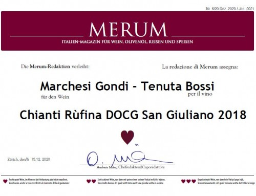 Marchesi Gondi & Merum 2021