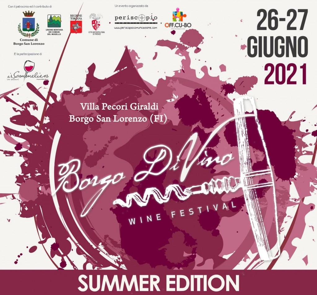 Borgo di Vino Summer Edition 2021